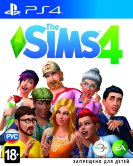 The Sims 4 (РУС) (PS4) Б/У