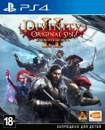 Divinity: Original Sin 2. Definitive Edition (РУС) (PS4)