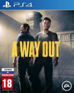 A Way Out (РУС)(PS4)