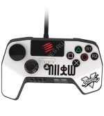 Аркадный пад Mad Catz Street Fighter V FightPad Pro Ryu для PS4 / PS3 (белый)