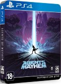 Agents of Mayhem. Steelbook Edition (РУС) (PS4)