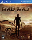 Mad Max (РУС) (PS4) б/у