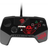 Аркадный пад Mad Catz Street Fighter V FightPad Pro Ryu для PS4 / PS3 (черный)