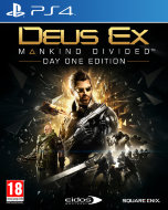 Deus Ex: Mankind Divided Day 1 Edition (РУС) (PS4)