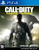 Call of Duty: Infinite Warfare (РУС)(PS4) б/у