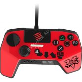 Аркадный пад Mad Catz Street Fighter V FightPad Pro Ryu для PS4 / PS3 (красный)