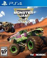 Monster Jam Steel Titans (РУС) PS4