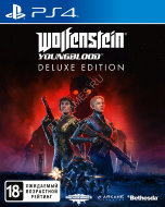 Wolfenstein: Youngblood. Deluxe Edition (РУС) PS4