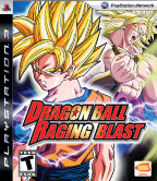 Dragon Ball Raging Blast (PS3) Б/У