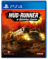 Spintires: MudRunner (РУС) (PS4)