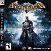 Batman: Arkham Asylum(PS3) б/у