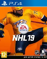 NHL 19 (РУС) (PS4)