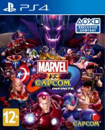 Marvel vs. Capcom: Infinite (РУС) (PS4)