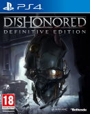 Dishonored Definitive Edition (РУС) (PS4)  б/у