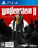 Wolfenstein II: The New Colossus (РУС) (PS4)