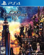 Kingdom Hearts III Стандартное издание (PS4)
