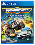 Micro Machines World Series (PS4) ПРЕДЗАКАЗ