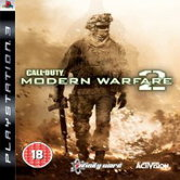 Call of Duty: Modern Warfare 2 (PS3) б/у