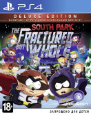 South Park: The Fractured But Whole. Deluxe Edition (РУС) (PS4)