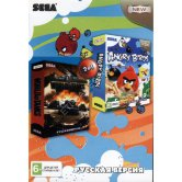 Sega 2в1  A-201  Angry Birds / World of Tanks (Русская версия)