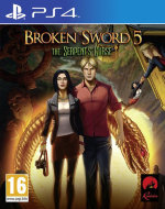 Broken Sword 5 - the Serpent's Curse (РУС) (PS4)