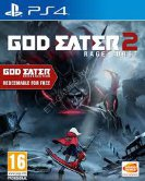 God Eater 2: Rage Burst (РУС)(PS4)