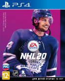 NHL 20 (РУС) PS4