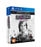 Life is Strange: Before the Storm особое издание (PS4)