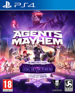 Agents of Mayhem (РУС) (PS4)