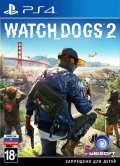 Watch Dogs 2 (РУС) (PS4) б/у