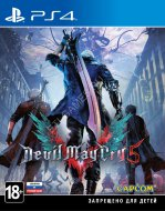 Devil May Cry 5 (РУС) PS4