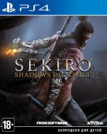 Sekiro: Shadows Die Twice (РУС) PS4