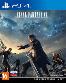 Final Fantasy XV  Day One Edition (РУС) (PS4) б/у
