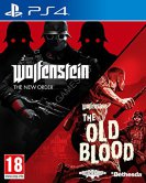 Wolfenstein: The New Order + The Old Blood - Double Pack (РУС) (PS4)