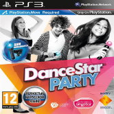 Dance Star Party (РУС)  (PS3)  б/у