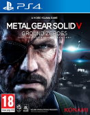 Metal Gear Solid V: Ground Zeroes (РУС) (PS4) б/у