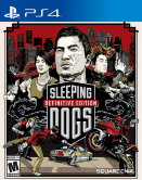 Sleeping Dogs: Definitive Edition (РУС)  (PS4) б/у