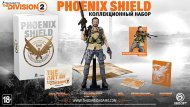 Коллекционный набор Tom Clancy's The Division 2. Phoenix Shield [Издание без игрового диска]
