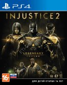 Injustice 2. Legendary Edition (РУС)(PS4)