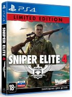 Sniper Elite 4 Limited Edition (РУС) (PS4)