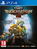 Warhammer 40,000: Inquisitor - Martyr (РУС) (PS4) ПРЕДЗАКАЗ