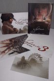 Syberia 3 (Сибирь 3) artbook + Comic Book + 2 lithographs + Poster
