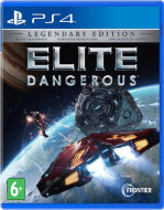 Elite Dangerous: Legendary Edition (РУС) (PS4)