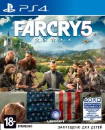 Far Cry 5 (РУС) (PS4) ПРЕДЗАКАЗ