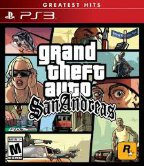 GTA Grand Theft Auto San Andreas (РУС) (PS3) новая
