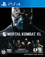Mortal Kombat XL (РУС) (PS4)