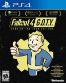 Fallout 4. Game of the Year Edition (РУС) (PS4)