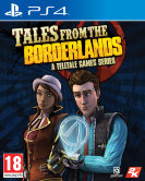 Tales from the Borderlands (PS4) б/у