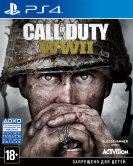 Call of Duty: WWII (РУС) (PS4) Б/У