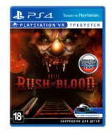 Until Dawn: Rush Of Blood (РУС)(только для VR) (PS4)
